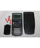 Texas Instruments TI-83 Plus Programmable Graphing Calculator W Batterie... - $32.00