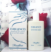 Turbulences By Revillon Hair And Body Shampoo 6.7 FL. OZ. - $49.99