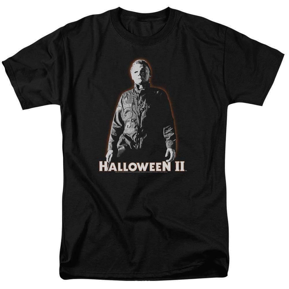 Halloween II t-shirt Michael Myers retro 80's classic horror graphic tee UNI392