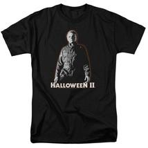 Halloween II t-shirt Michael Myers retro 80's classic horror graphic tee UNI392 image 1