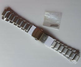 Genuine Replacement Watch Band 20mm Stainless Steel Bracelet Casio EFA-1... - $70.60
