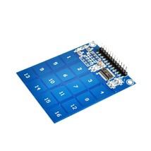 5PCS/LOT 16 Way XD-62B TTP229 Capacitive Touch Switch Digital Sensor Mod... - $8.12