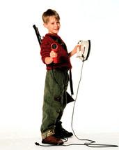 Home Alone Macaulay Culkin with hair dryer and iron 11x14 Photo - $14.99