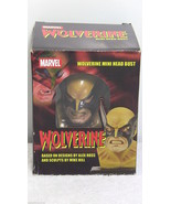 Marvel Alex Ross Wolverine Head Mini Bust - Diamond Select 581/5000 - $32.90