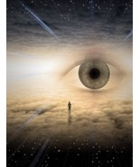 EYE OF GOD SPIRITUAL SAFETY AND PROTECTION SPELL! BANISH NEGATIVE ENERGIES! - $31.99