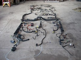 2008 MERCEDES GL450 TAIL LAMP BODY WIRING HARNESS GENUINE OEM  image 1