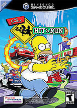 The Simpsons Hit and Run (Nintendo Gamecube, 2003) Factory New and Sealed - $164.42