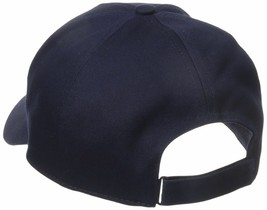 NEW LACOSTE MEN'S PREMIUM COTTON CROCODILE BASEBALL ADJUSTABLE  HAT CAP NAVY USA image 2