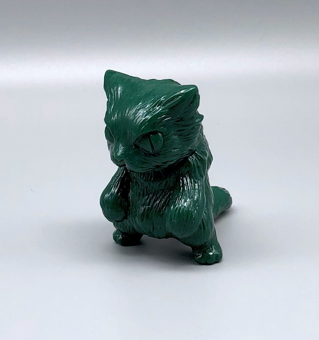 Max Toy Dark Green Mini Nise Nekoron
