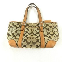 Coach Womens Classic Brown Mini Handbag - $34.64