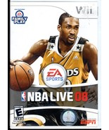 EA Sports NBA Live 08 ( Wii Game) - $10.00