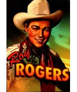 FDC-COWBOYS OF THE SILVER SCREEN-ROY ROGERS- APRIL-2010, OKLAHOMA CITY B... - $1.96