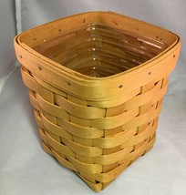 Longaberger 1996 Small Spoon Basket - $19.55