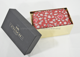 Gift Box Coach 58368B Wild Hearts Boxed Cosmetic Case Light Gold/Wild He... - $59.00