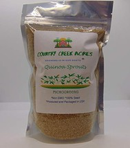 Quinoa Sprouting Seed, Non GMO - 3 Lbs - Country Creek Acres Brand - Quinoa for  - $25.99