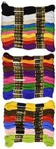 Cotton Embroidery Floss Pack 8.75 Yards 36/Pkg-Primary Colors (1-Pack) - $10.37