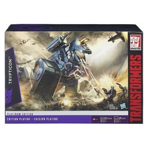 Transformers Platinum Edition Trypticon Figure - $164.55