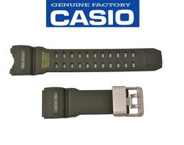 CASIO G-SHOCK Watch Band Strap Mudmaster GWG-1000-1A3 Original Green Rub... - $102.55