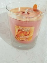 Yankee candle 9.5 sun drenched apricot rose - $16.00