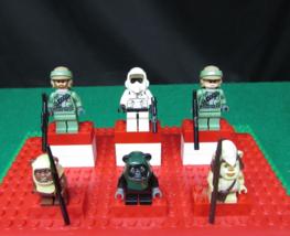 Lego Star Wars Lot of 6 Episode IV Mixed Endor Minifigures - $33.95