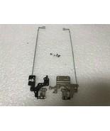 HP 17z-f000 FBY17008010 FBY17006010 +screws HP HINGE KIT hinges left rig... - $29.70