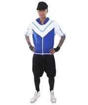Adult Women's Costume for Cosplay Pokemon Go Trainer Blue Team Uniform H... - $65.85+