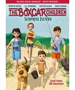 THE BOXCAR CHILDREN SURPRISE ISLAND DVD BRAND NEW Martin Sheen Gluck Dehann - $15.68