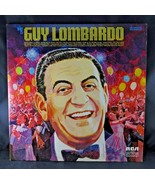 "This Is Guy Lombardo 12"" VINYLS LP Double Record Set 1972 RCA Victor VPM... - $20.00"