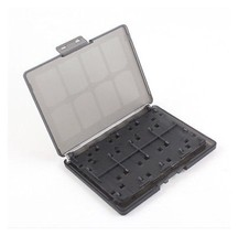 Memory 18 in 1 Game & Memory Card Holder Case Storage Box For PS.            A23