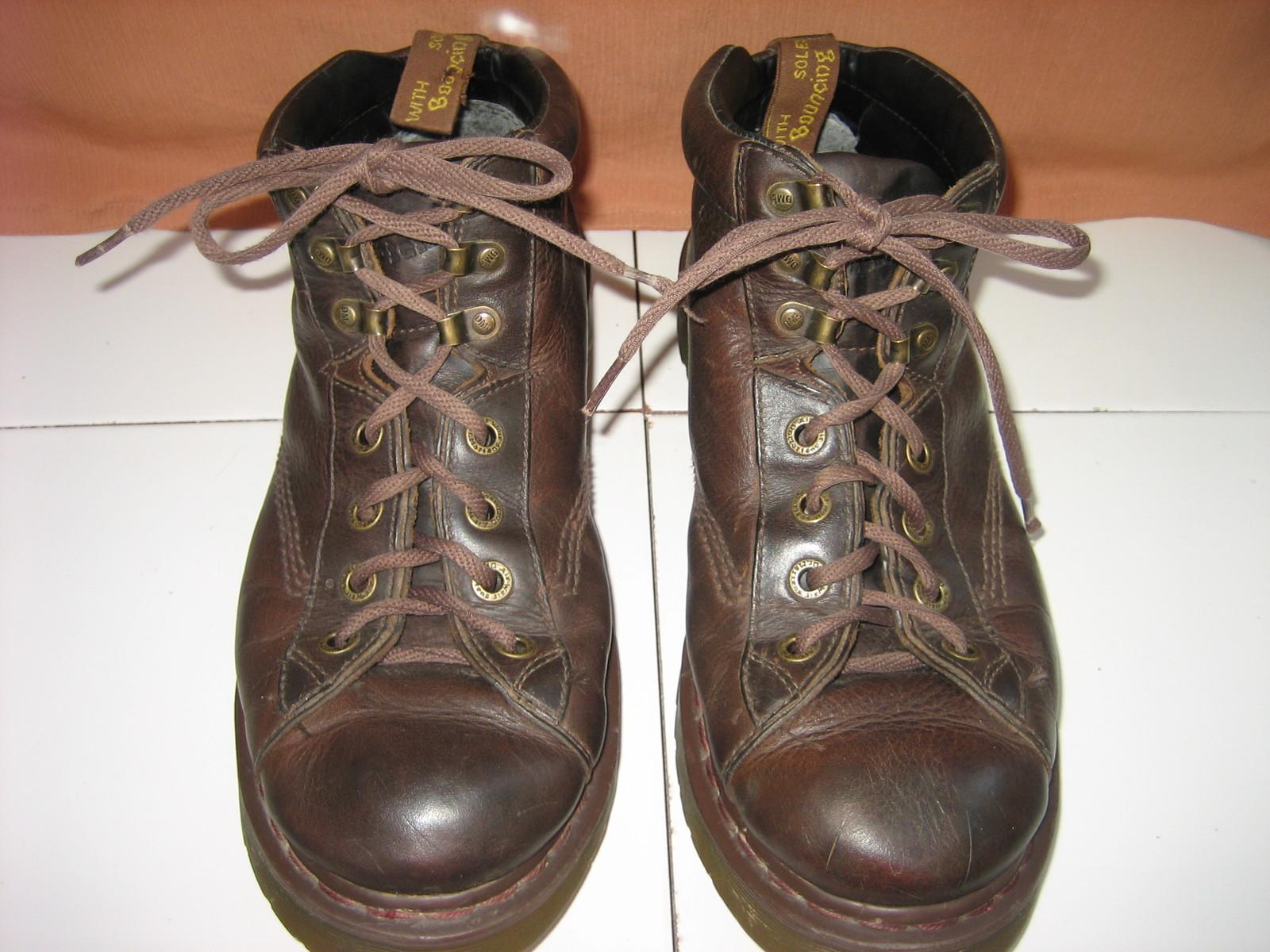 afaecb056ff Men's DR. MARTENS 8287 Air Wair Dark Brown and 50 similar items