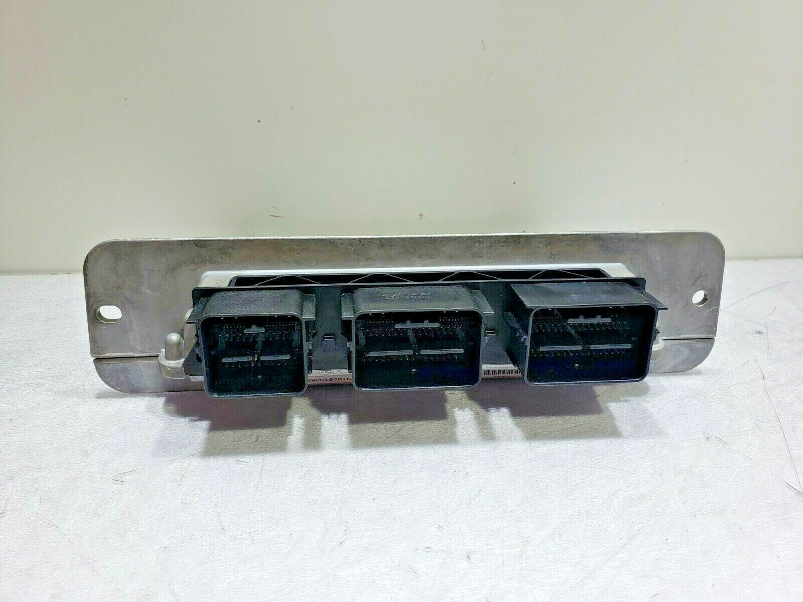 ECU ECM PCM BOSCH Ford F150  F250 5.4 0261S05987 OEM image 2