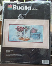 Bucilla Stitchery Kit Once Upon A Time 40282 Glynda Turley Design Hat Bo... - $15.83