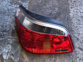 2004-2007 Bmw 530i Left Hand Driver Side Tail Light Lamp K4374 - $158.40