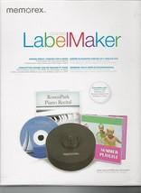 Memorex CD/DVD Labelmaker Kit 32020029065 - $17.95