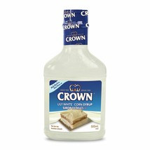 3PACK Crown Lily White Corn Syrup From Canada -500 ML/16.9oz - FRESH & D... - $35.39