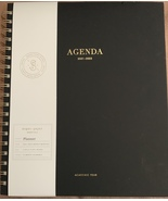 "Sugar paper 2021-22 Academic planner ""9.875"" x 7.785"" weekly/monthly planner. - $20.25"