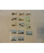 Lot of 14 Mozambique Stamps Ships, Hunting, Musical Instruments, from 1981 - $10.40