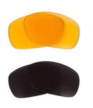 Replacement Lenses for Oakley Sideways Sunglasses Anti-Scratch Multi-Color - $13.56