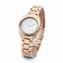 Emporio Armani Rose Gold Tone Ladies Watch AR11038 - $181.22