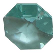Crystal Octagon Earrings image 7