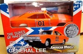 ERTL  Model Car KIT for Dukes of Hazzard General Lee 1969 Charger 1:24 D... - $60.75