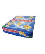 Vintage 1997 Pressman Rummikub Fast Moving Tile Game Complete In Origin... - $9.90