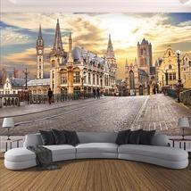 """3D Wallpaper """"City Building Landscape"""" - $35.00+"""