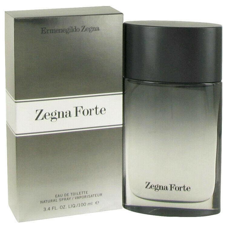 Zegna Forte by Ermenegildo Zegna 1.7 oz EDT Cologne Spray for Men New in Box - $25.20
