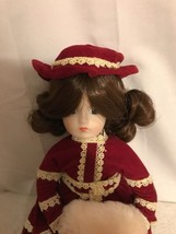"""16"""" Seymour Mann Connoisseur Collection Doll With COA In Original Box - $28.04"""