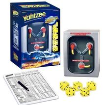 Back to the Future Yahtzee Dice Game [New] - $29.99