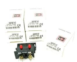 LOT OF 5 NIB CUTLER HAMMER 10250T42 CONTACT BLOCKS 2 NC. SPADE TERM. SER. C1
