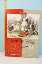 Sun of York The Wars of the Roses 1453-1485 GMT Games Unpunched CLEAN!! - $49.89