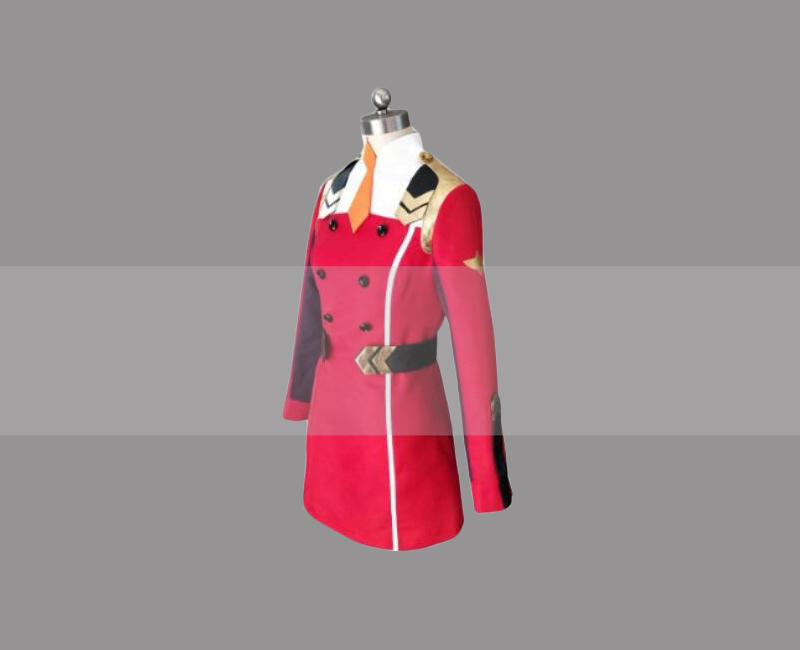 DARLING in the FRANXX 002 Zero Two Cosplay Outfit for Sale