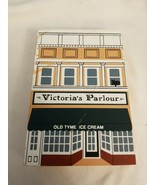 Cats Meow Victorias Parlour Old Tyme Ice Cream - $3.91